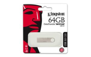 Pendrive 64Gb Datatraveler SE9 G2 – Kingston