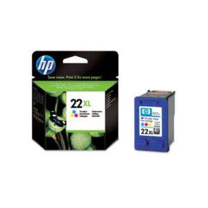 Tinteiro HP Preto 22XL – C9352CE 1