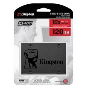 Disco Rigido 2.5′ SSD 120Gb – Kingston