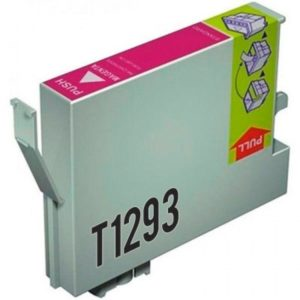 Tinteiro EPSON T1293 Vermelho – Compatível 1