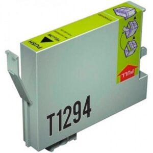 Tinteiro EPSON T1294 Amarelo – Compatível 1