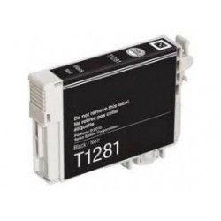 Tinteiro EPSON E-1281 Preto – Compatível 1