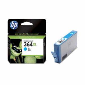 Tinteiros HP 364 XL Azul – CB318EE