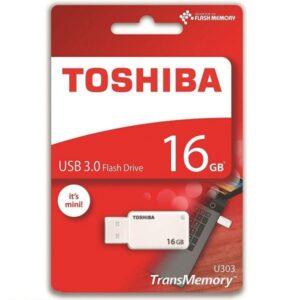 Pendrive 16Gb USB 3.0 – Toshiba U303