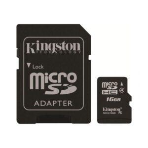 Cartão Micro SD 16GB – Toshiba