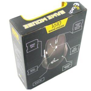 Rato Óptico Z8tech M1610 2000dpi – USB