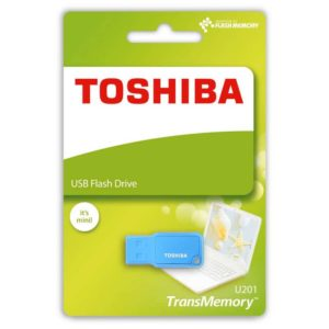 Pendrive 16Gb Mini - Toshiba U201