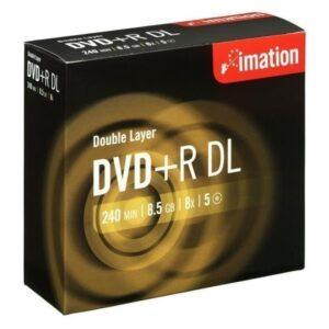 DVD+R Imation - cx5uni