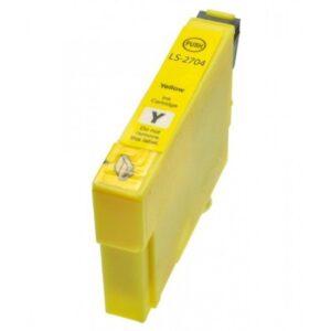 Tinteiro Epson Compatível 27 XL T2714 Amarelo