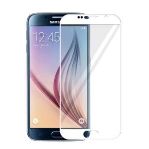 cristal-templado-completo-samsung-galaxy-s6-protector-de-pantalla-blanco