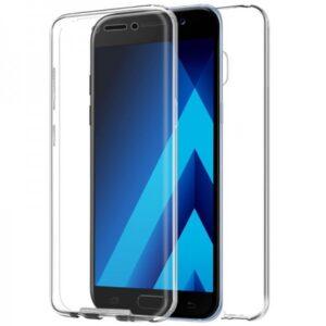 Capa Silicone 360 SAMSUNG Galaxy A5 2017 1