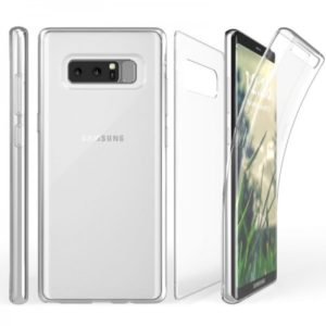 Capa Silicone 360 SAMSUNG Galaxy Note 8 1