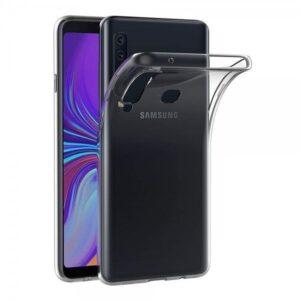 funda-silicona-samsung-galaxy-a9-2018-transparente-ultrafina