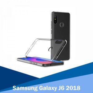 Capa Silicone SAMSUNG Galaxy J6 2018 1