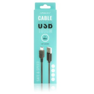 Cabo USB para Mini-USB 2