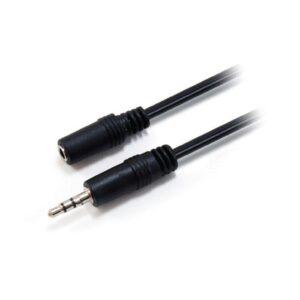 cabo audio macho femea