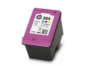 tinteiro HP 304 original