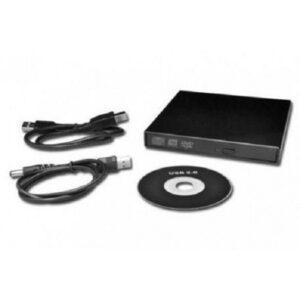 Leitor e Gravador Externo de CDs/DVDs