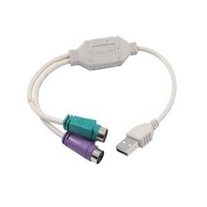 Adaptador USB PS2