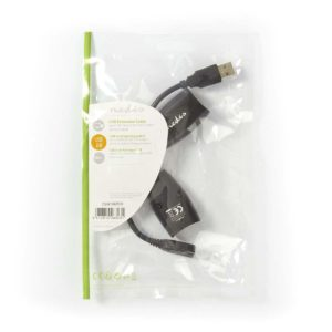 Cabo para extensão USB por RJ45 2