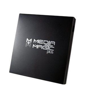 Caixa para Leitor e Gravador Externo de CDs/DVDs 1