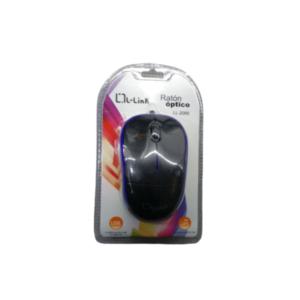 Rato Óptico L-LINK LL-2080 – USB