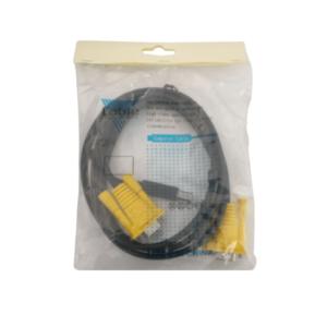 Cabo VGA M/M + Cabo USB tipo B