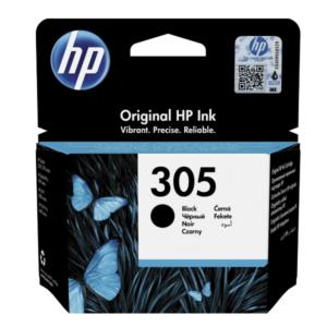 Tinteiro HP 305 Preto – 3YM61AE