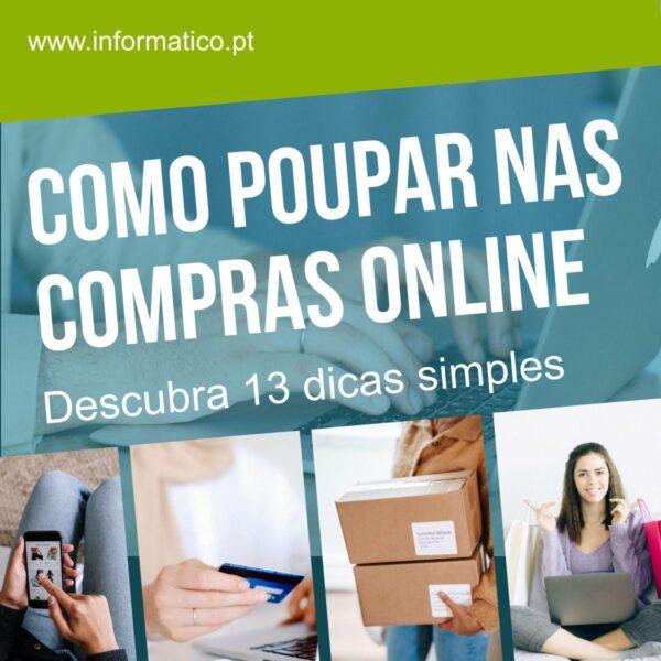 como poupar nas compras online
