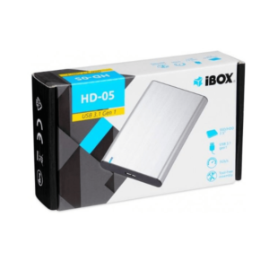 Caixa Disco Externo IBOX HD-05 2.5′ SATA USB 3.1