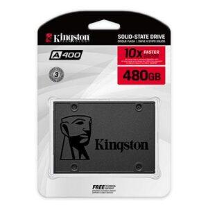 Disco Rigido 2.5 SSD 480GB – Kingston