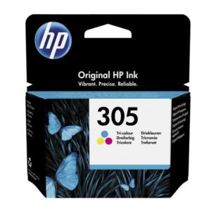 Tinteiro HP 305 Cores – 3YM60AE