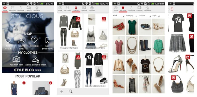 Descubra 30 aplicações móveis para ficar na moda 3
