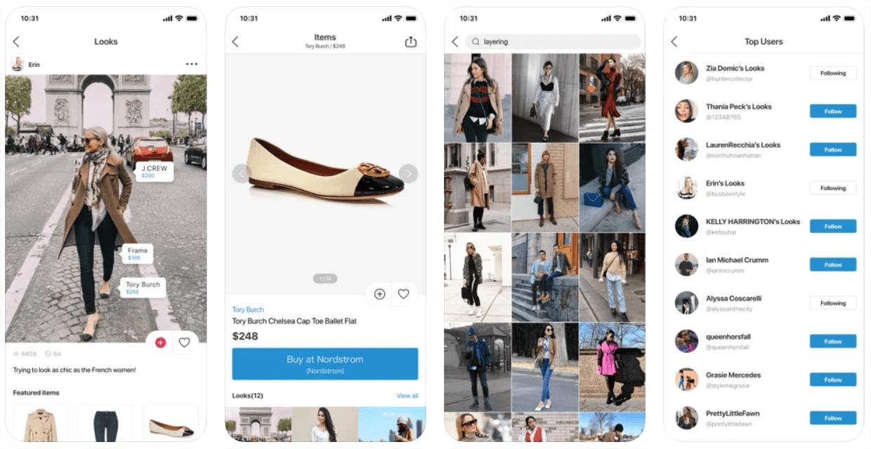 Descubra 30 aplicações móveis para ficar na moda 4
