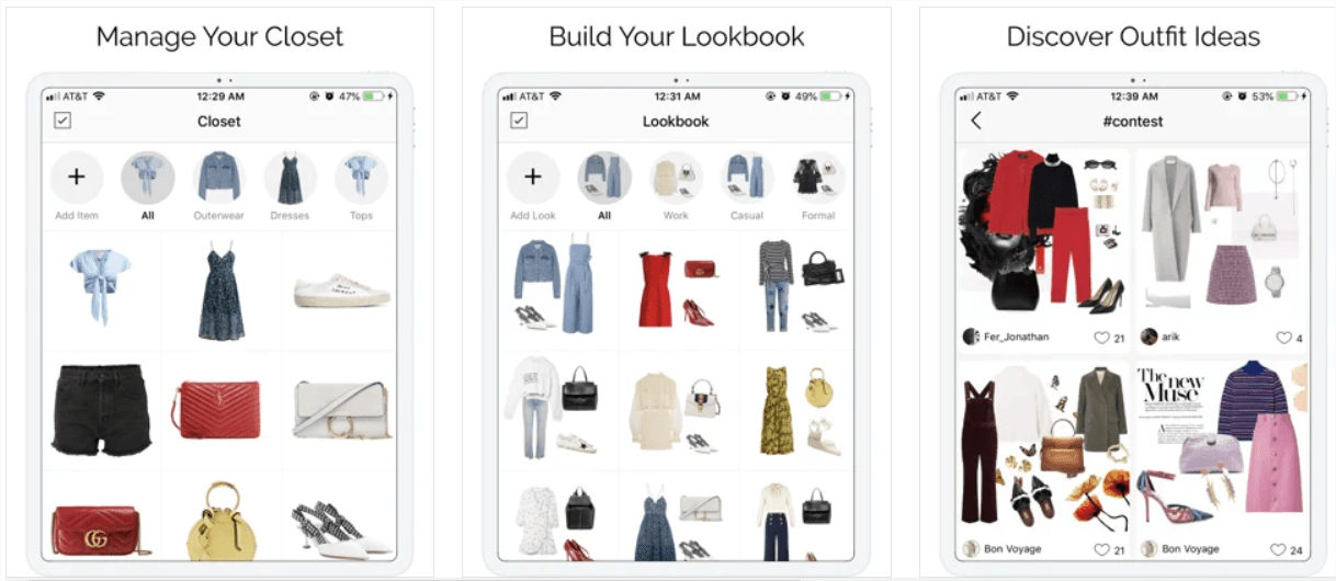 Descubra 30 aplicações móveis para ficar na moda 5