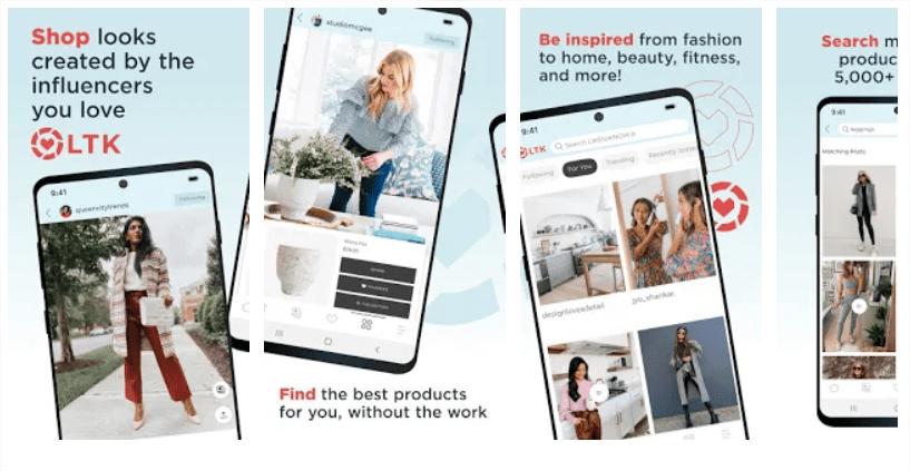 Descubra 30 aplicações móveis para ficar na moda 6