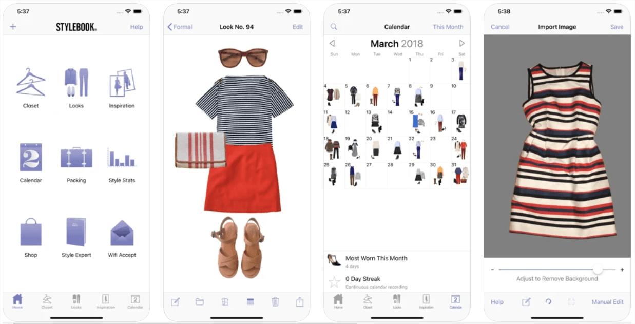 Descubra 30 aplicações móveis para ficar na moda 8