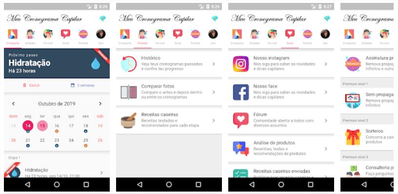 Descubra 30 aplicações móveis para ficar na moda 13