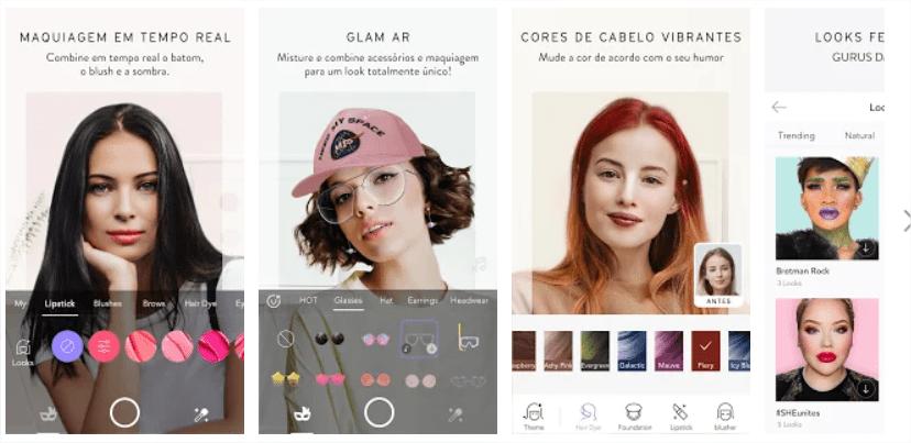Descubra 30 aplicações móveis para ficar na moda 14
