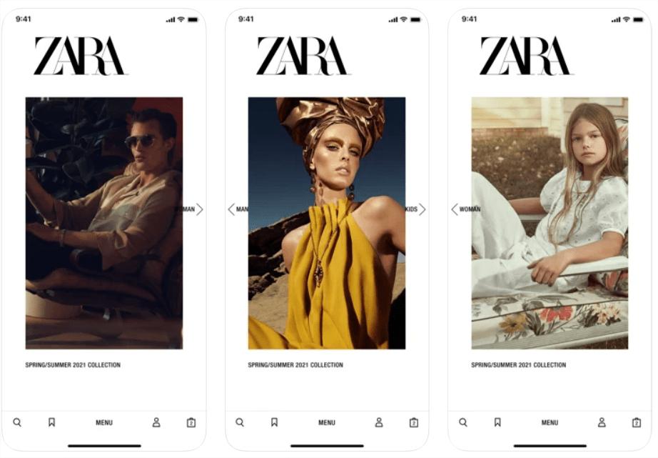 Descubra 30 aplicações móveis para ficar na moda 15