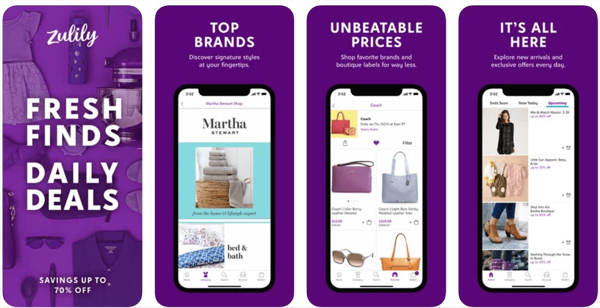 Descubra 30 aplicações móveis para ficar na moda 16