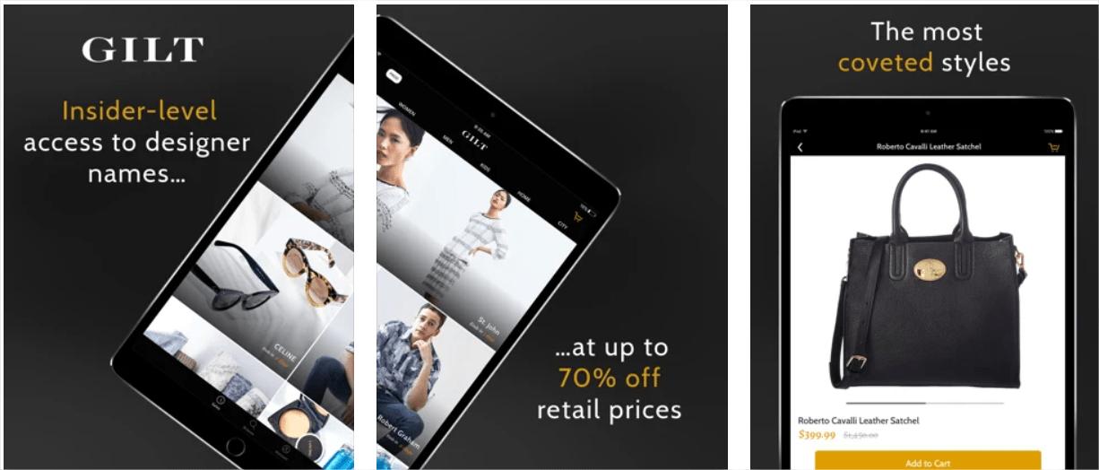 Descubra 30 aplicações móveis para ficar na moda 17