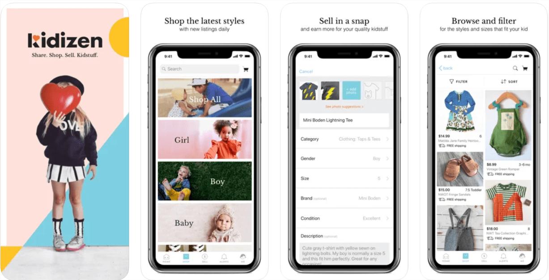 Descubra 30 aplicações móveis para ficar na moda 18