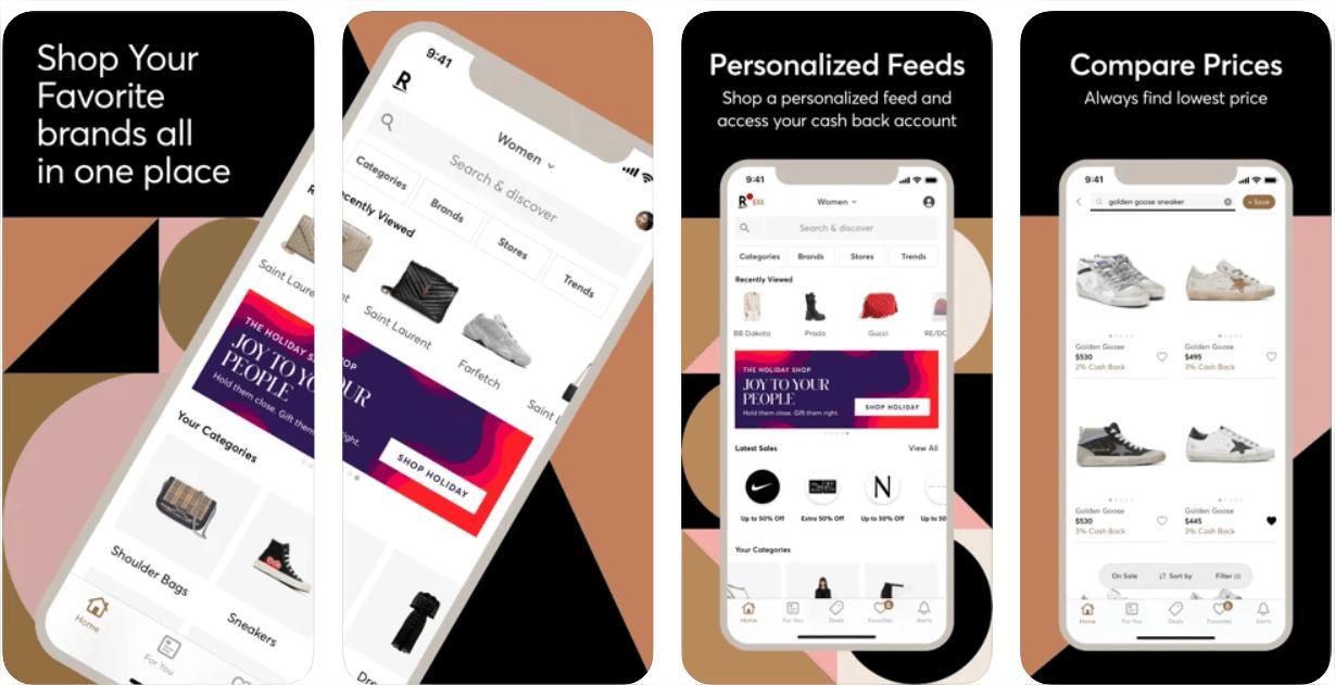 Descubra 30 aplicações móveis para ficar na moda 19