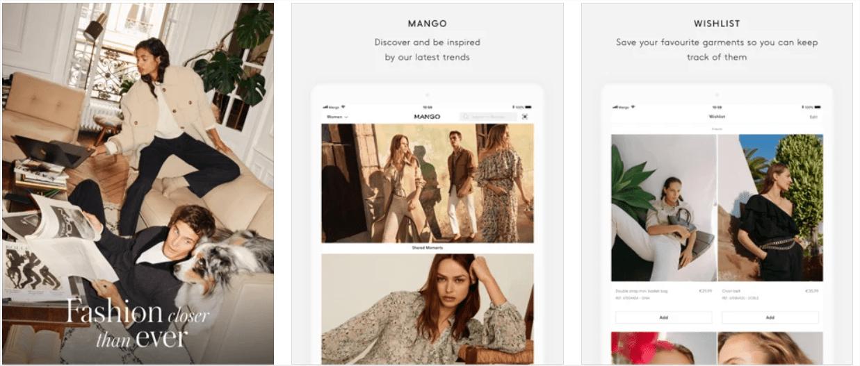 Descubra 30 aplicações móveis para ficar na moda 23