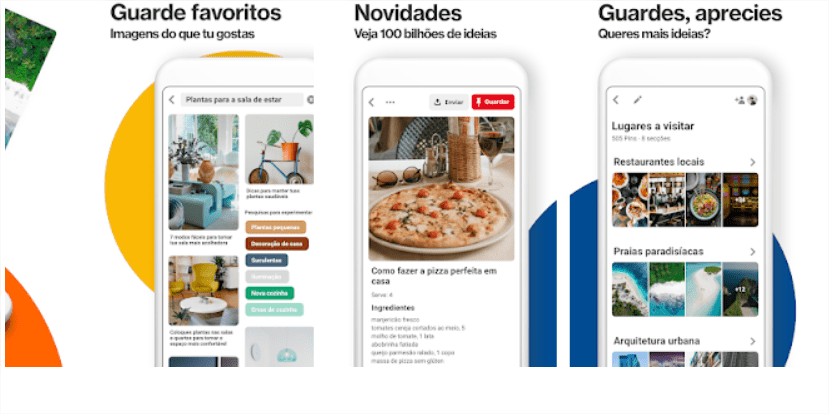Descubra 30 aplicações móveis para ficar na moda 29
