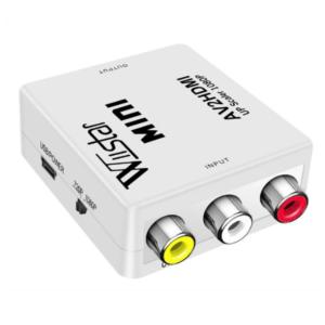 Adaptador HDMI para AV com Audio WIISTAR