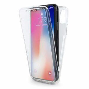 Capa Silicone 360 IPHONE X   XS