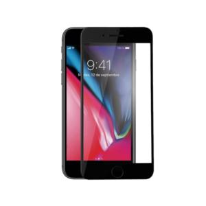 Vidro protector temperado IPHONE 6 / 7 / 8 – Preto