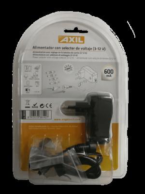 Carregador Universal AXIL AL 0870 E 1